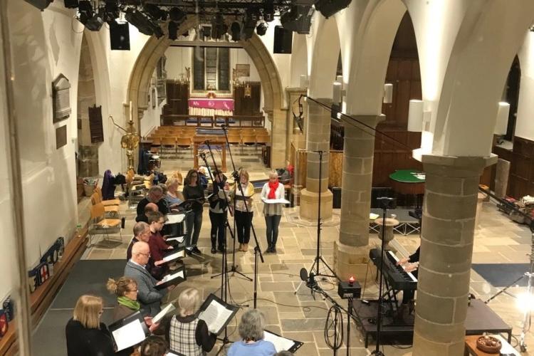 Harrogate Theatre Choir Recording